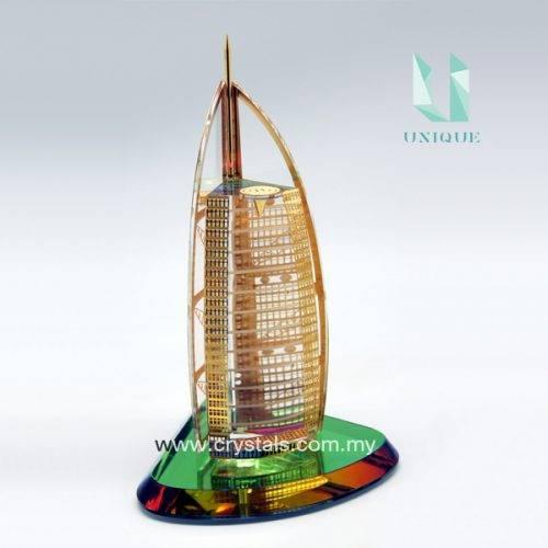3D CRYSTAL – BURJ AL ARAB